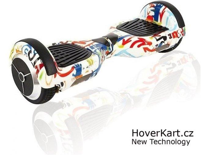 hoverboard graffiti