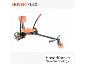 Hoverkart - Flexi 8 (hoverboard / hovercart)