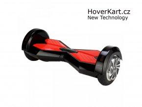 Hoverboard Premium černý / červený