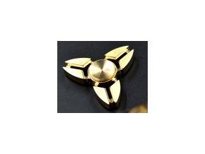 Fidget Spinner Cooper zlatý (super točící síla, super ložisko)