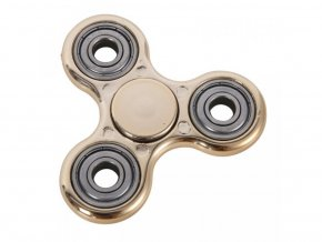 fidget spinner zlatý