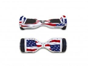 Nálepka pro hoverboard Amerika