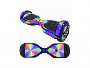 Nálepka pro hoverboard Disco