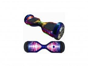 Nálepka pro hoverboard Melody