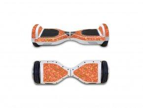 Nálepka pro hoverboard Orange