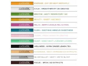 Vitamínový vaporizér Vitastik SET 12 kusů