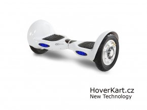 Hoverboard Offroad white