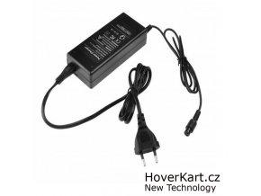 NABÍJEČ PRO SMART BALANCE WHEELS (HOVERBOARD) 42V/1.5A