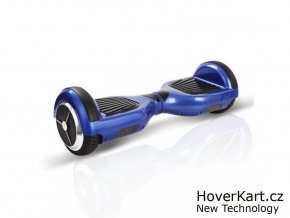 Hoverboard Standard modrý bluetooth reproduktory