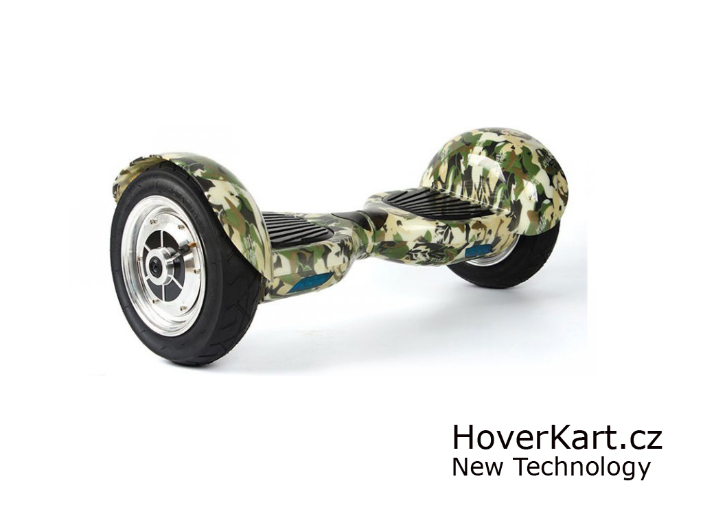 Hoverboard offroad ARMY