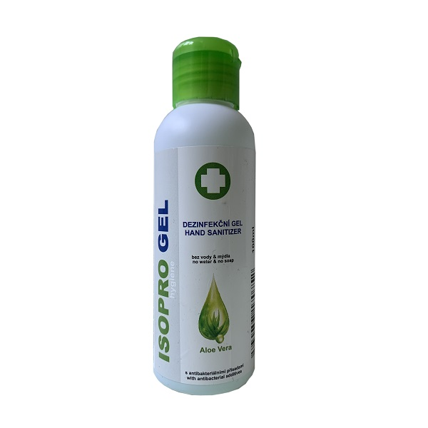 Isopro gel 100ml Aloe Vera