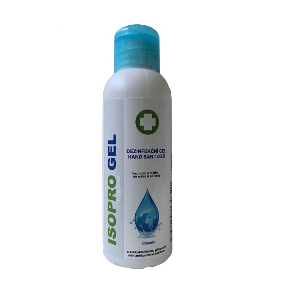 Isopro gel 100ml Classic