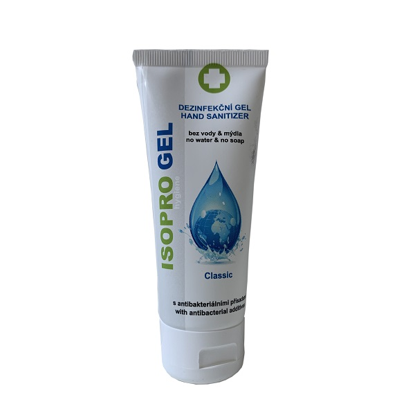 Isopro gel 75ml Aloe Vera
