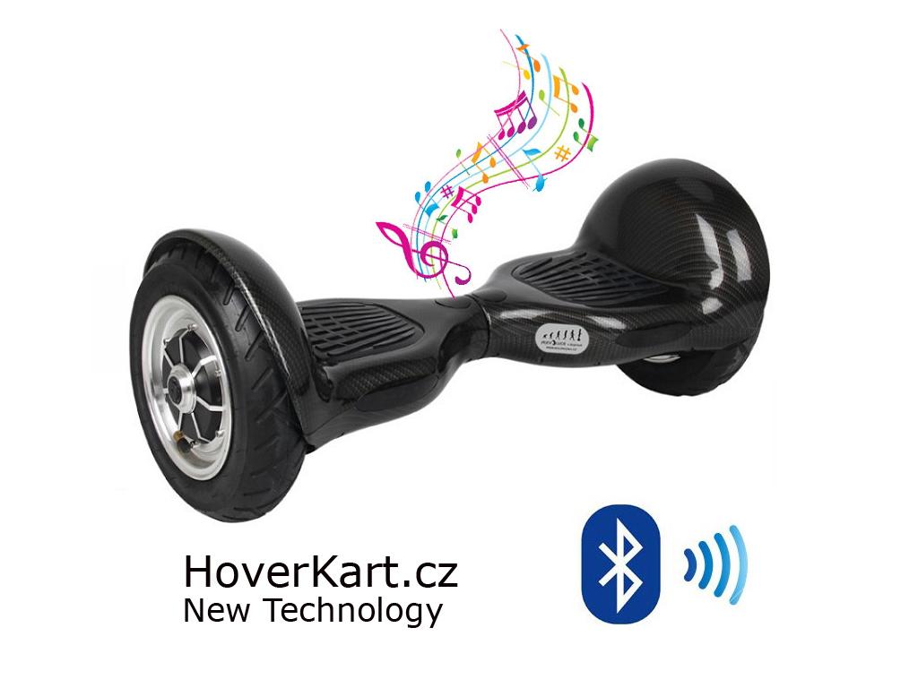 Hoverboard standard S10 bluetoth černý