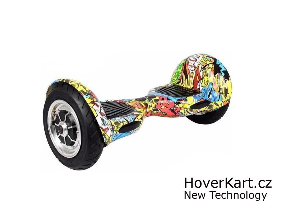 Hoverboard Terénní OFFROAD GRAFFITI