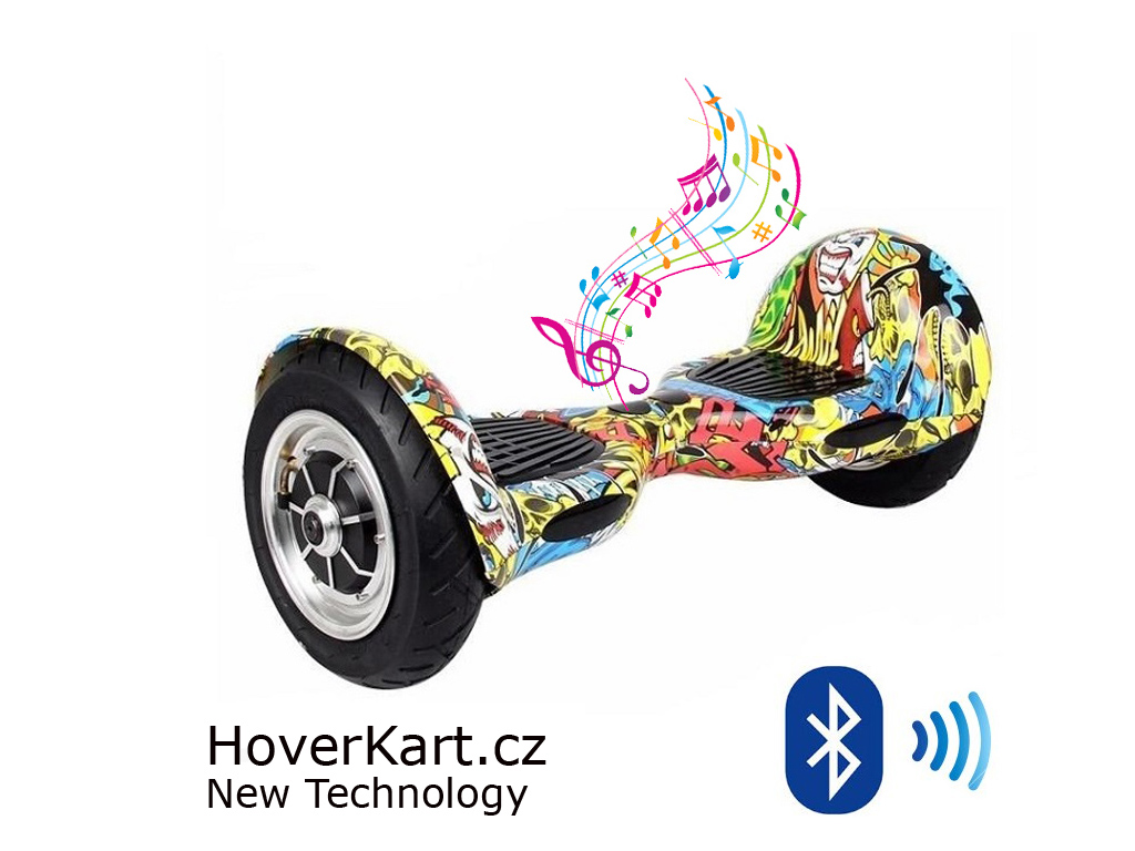 Offroad GRAFFITI Bluetooth