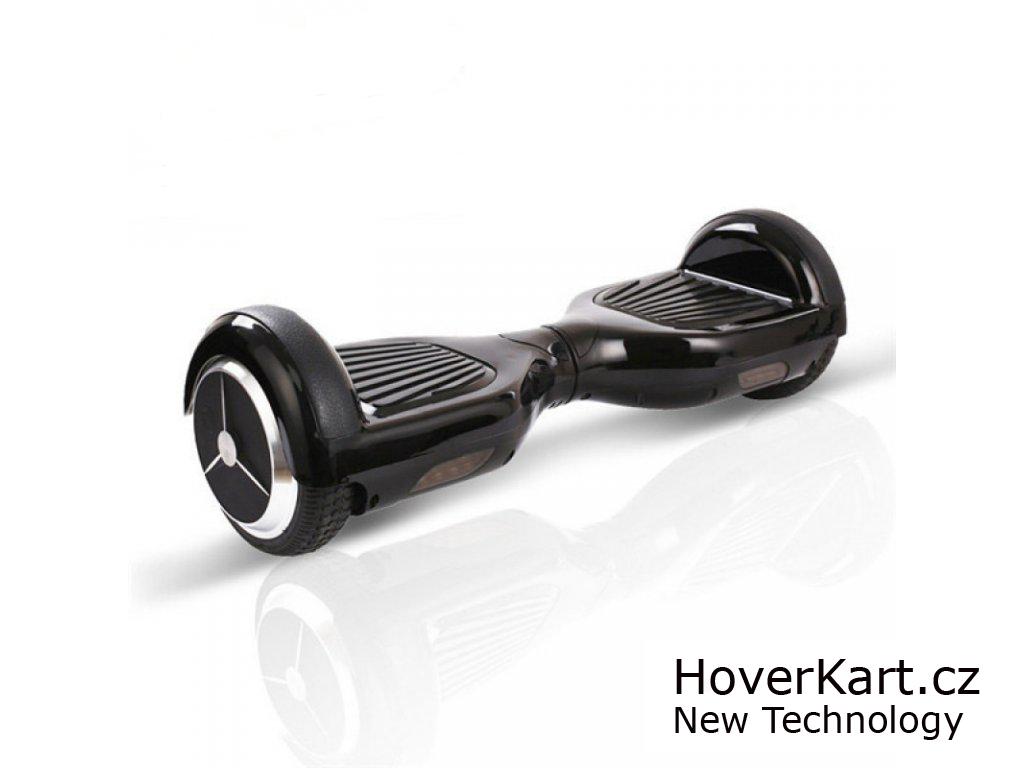"""Hoverboard mini WHEEL-E WH01 6.5"""" černý"""