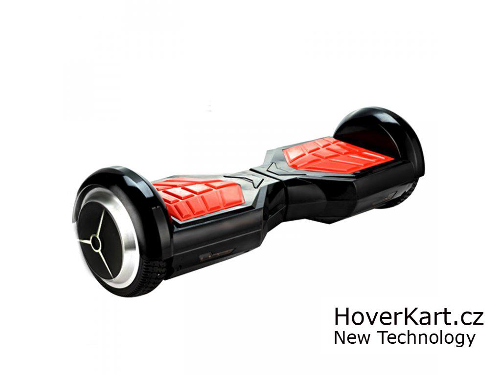 "Hoverboard Q6 Transformer Černý 6,5"""