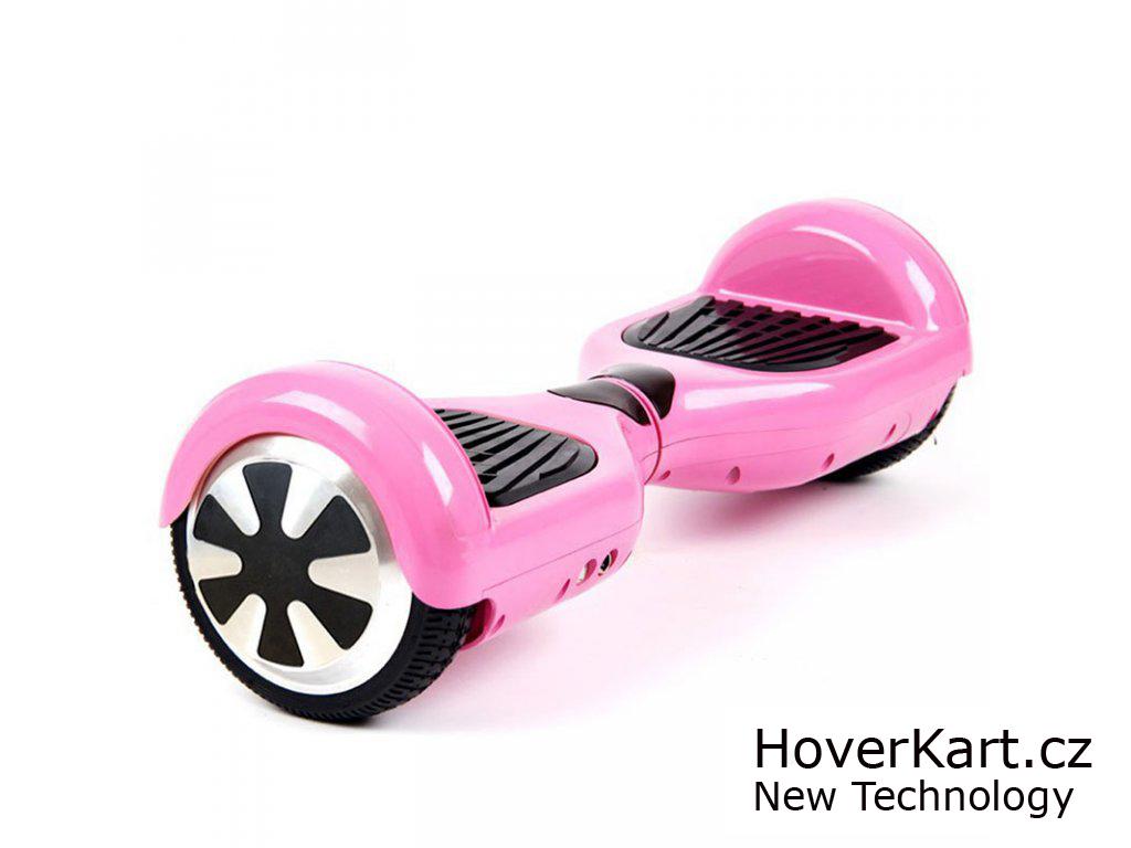 Hoverboard Standard růžová