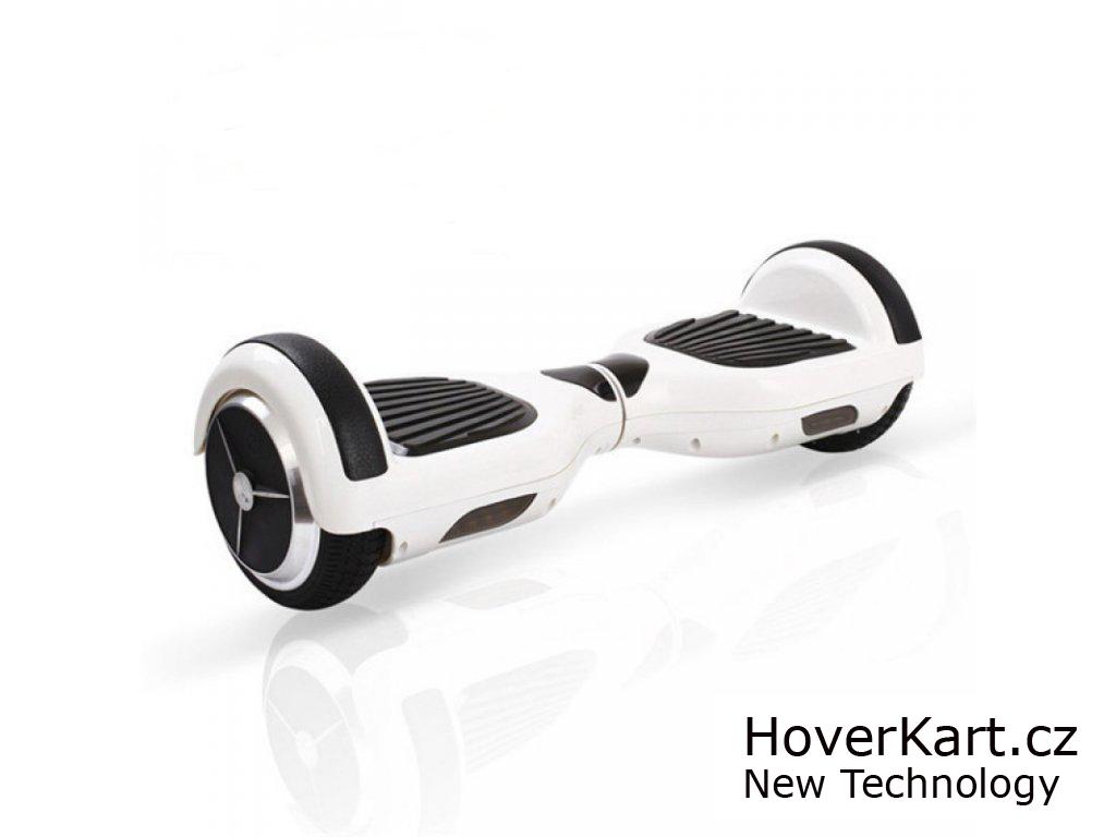Hoverboard NILOX DOC 2 6.5 s Bluetooth, bílý