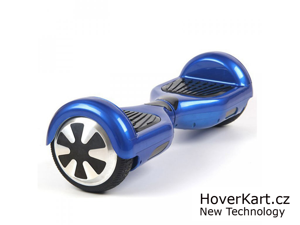 Hoverboard Gravity SMART kola 6.5 palce AKU Samsung! - MODRÁ