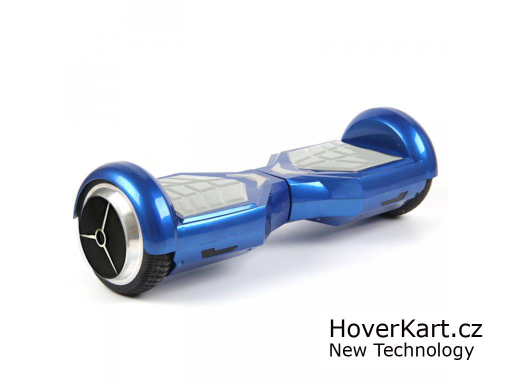 "Hoverboard Q6 Transformer Modrý 6,5"""