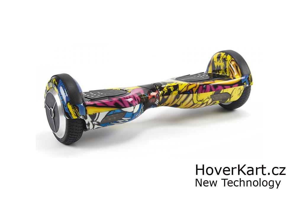 "Hoverboard Q3 7"" HIP HOP"