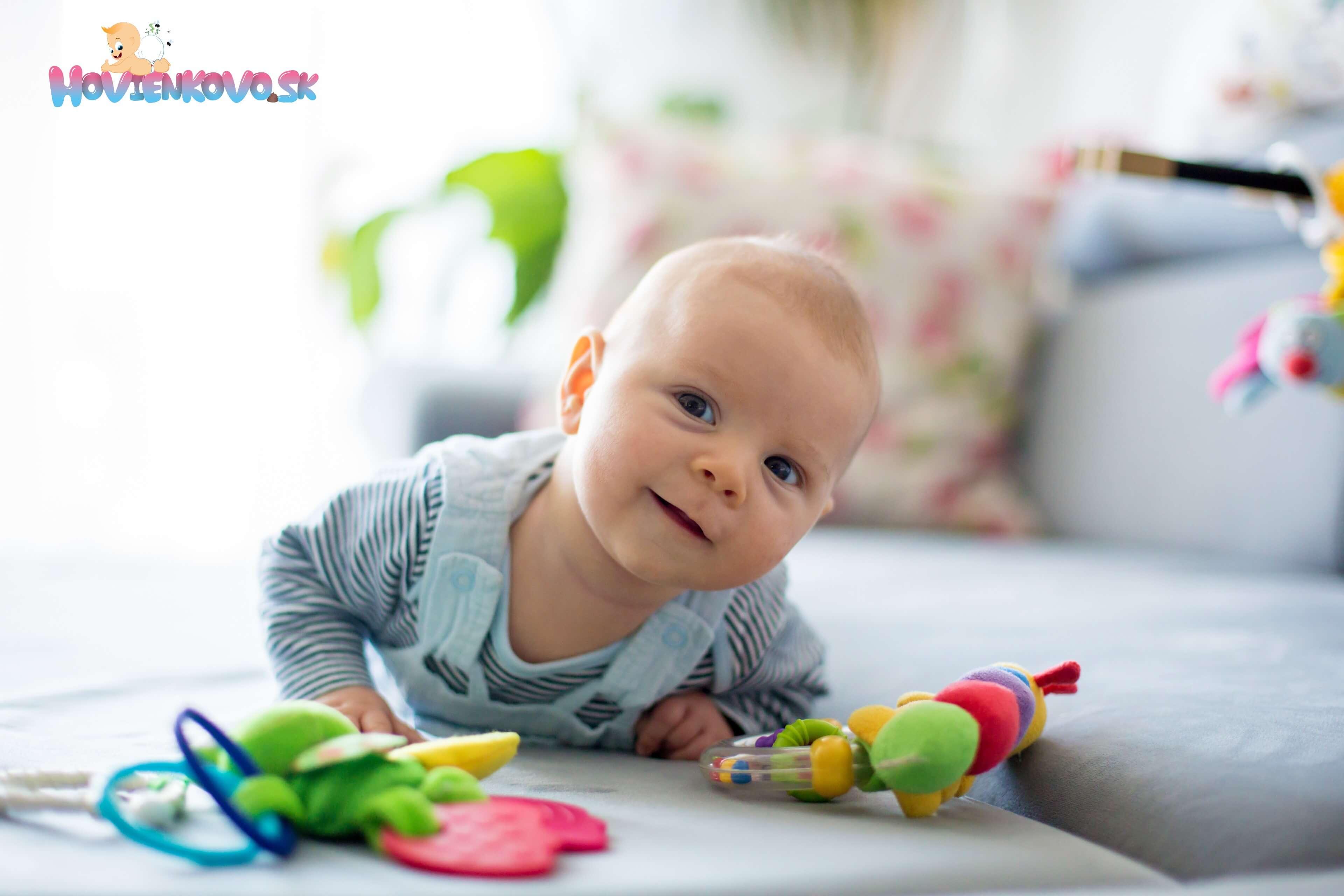 Prečo sú hračky dôležité pre vývoj dieťatka