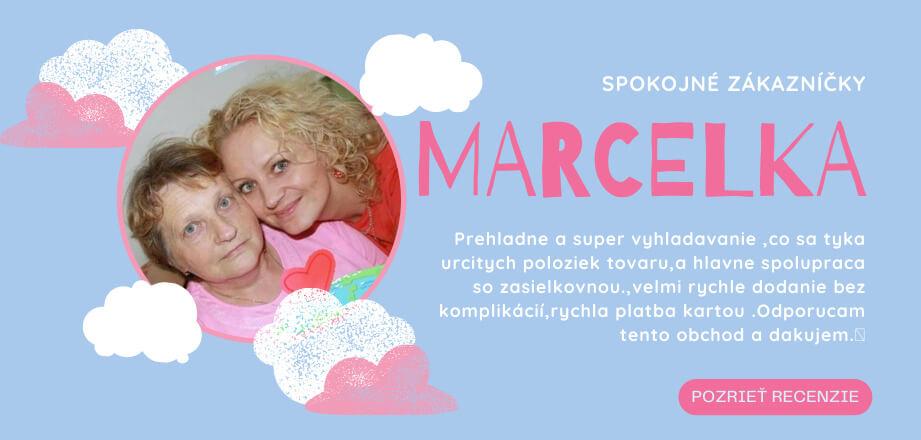 MARCElka recenzia