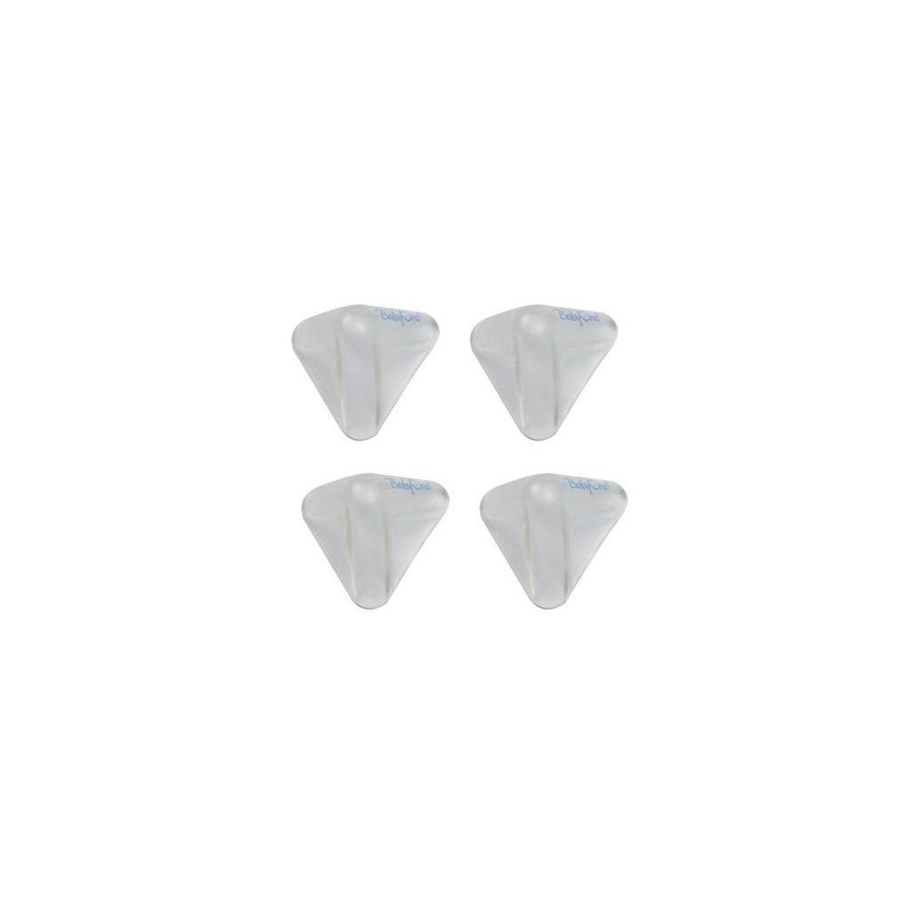 Ochrany rohov trojuholníkové Baby Ono 4 ks