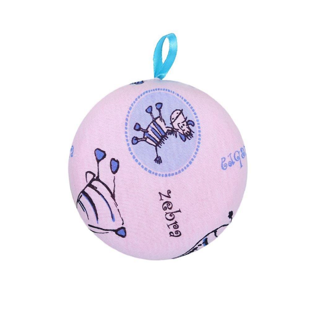 Detská hubka na umývanie Akuku pre dievčatá