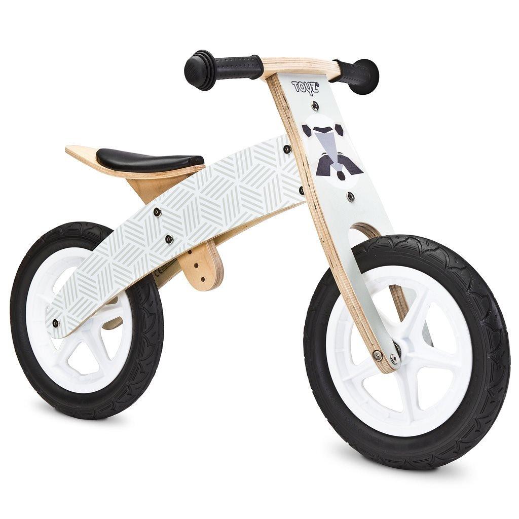detske odrazadlo bicykel biele