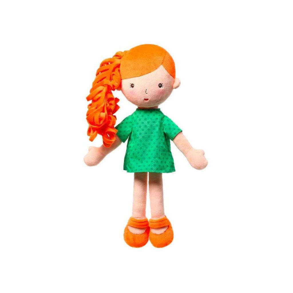 BABYONO Bábika plyšová Hannah