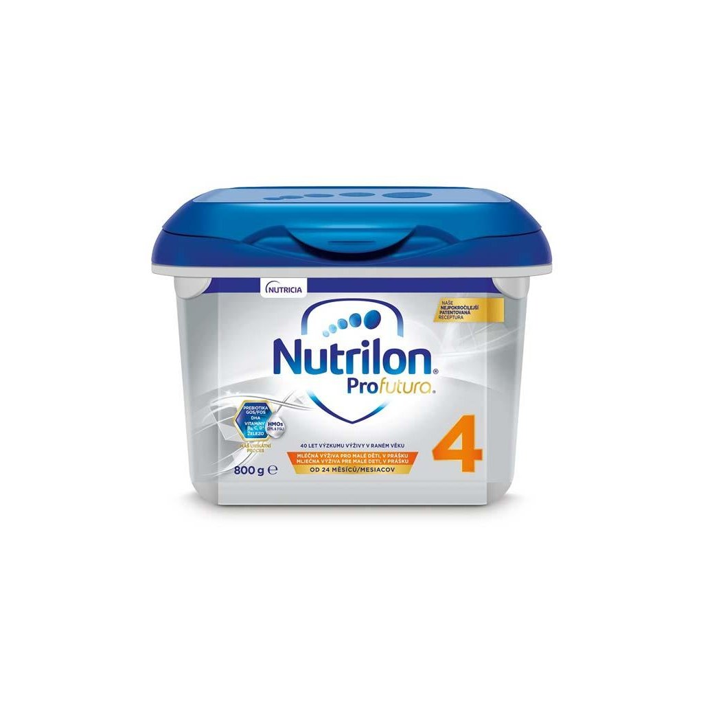 NUTRILON 4 Profutura batoľacie mlieko 800 g, 24+
