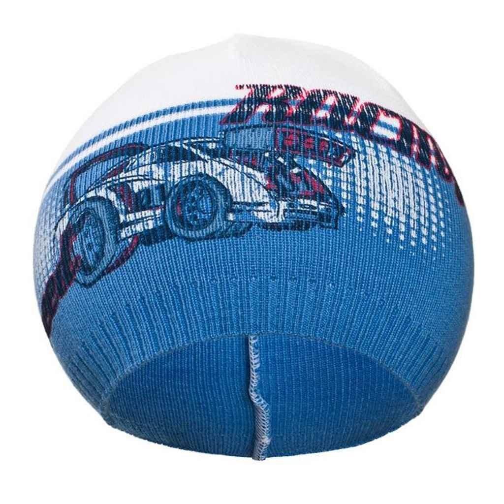 Jesenná detská čiapočka New Baby Racing