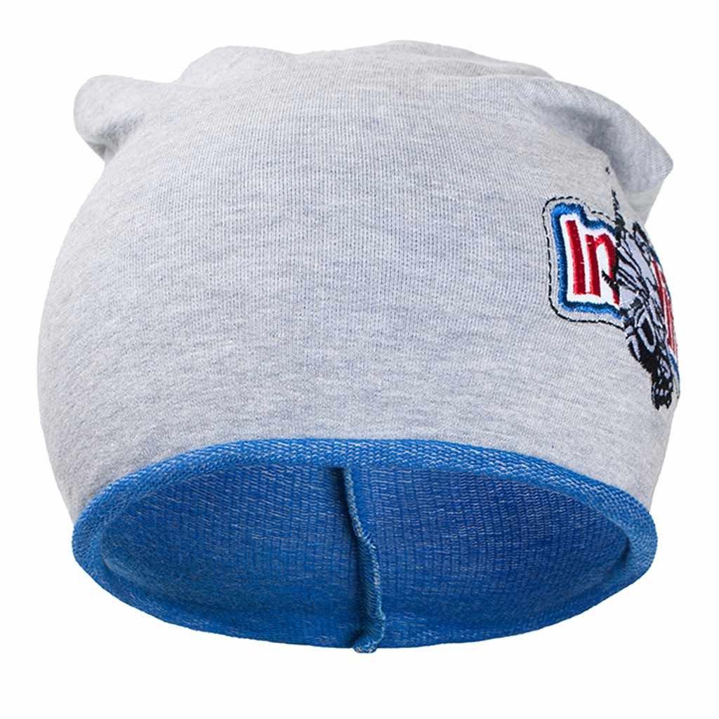 Jesenná detská čiapočka New Baby In-line