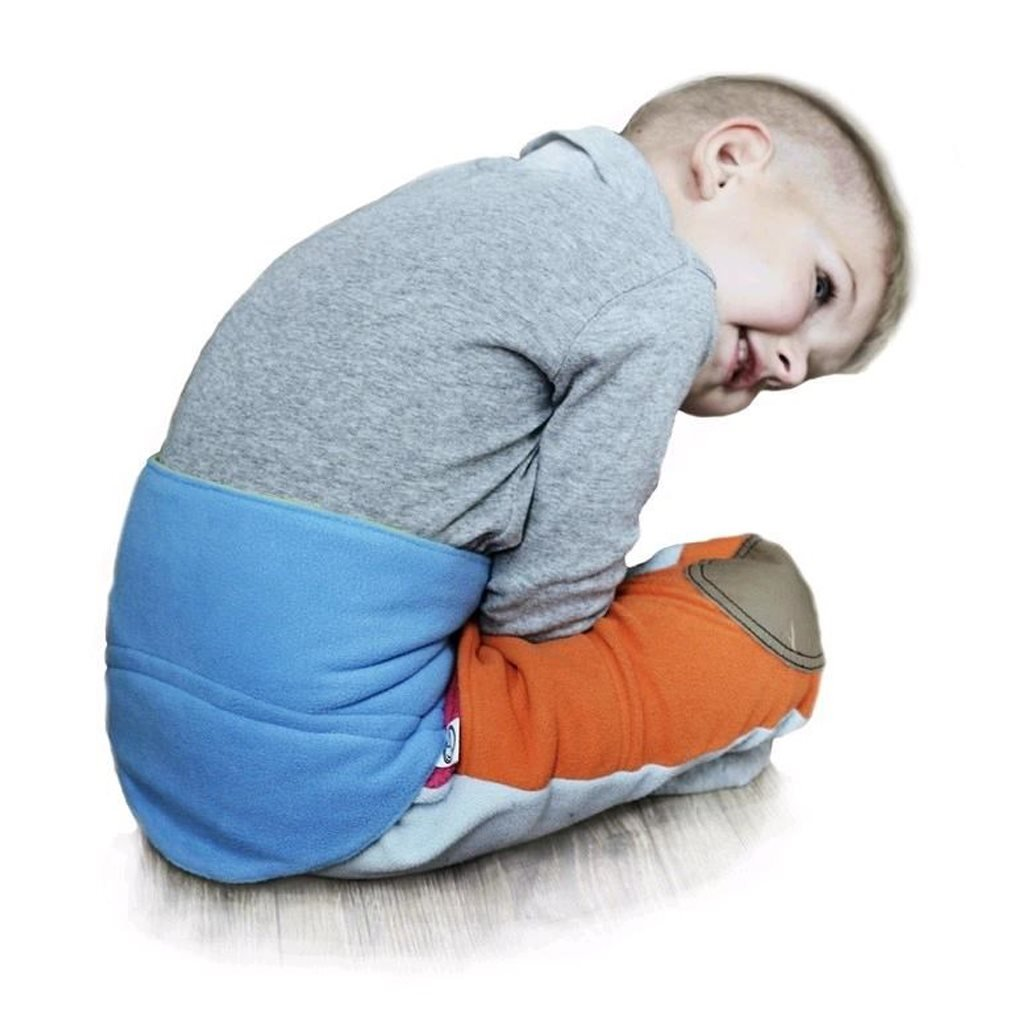 Detský bederňáčik 0-5 rokov VG antracitovo-modrý