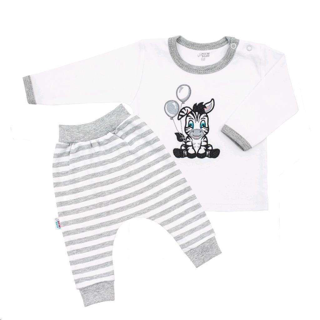 2-dielna dojčenská súprava New Baby Zebra exclusive