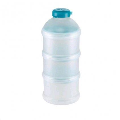 Dávkovač na sušené mlieko NUK modrý