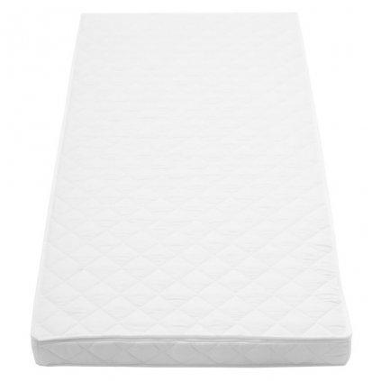 Detský matrac New Baby 120x60 kokos-molitan-kokos biely