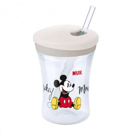 Detský hrnček Nuk Disney Mickey Mouse Action Cup 230 ml