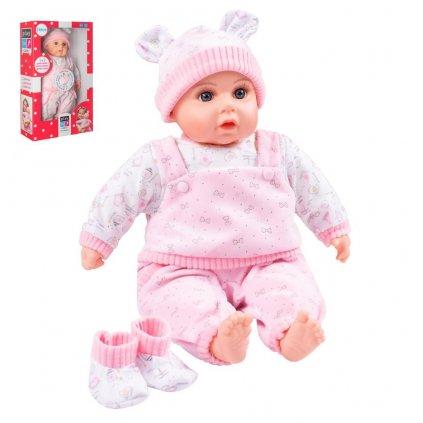 Česky hovoriaca a spievajúca detská bábika PlayTo Júlia 46 cm