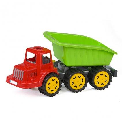 Detské nákladné sklápacie auto BAYO Chuck 49 cm