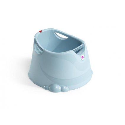 Vanička do sprchovacieho kúta Opla svetlo modrá 55