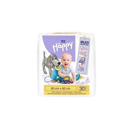 BELLA HAPPY Detské podložky 60x60 cm (30 ks)