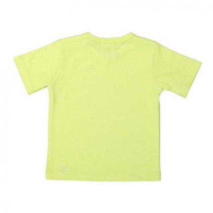 DIRKJE Tričko A-SURE  Neon green