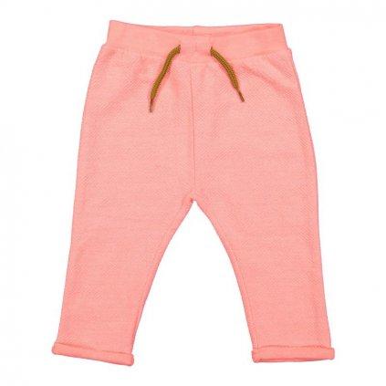 DIRKJE Tepláky dievčenské Z-ENJOY Pink stripe 68
