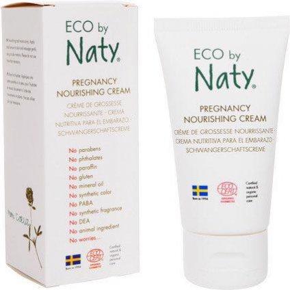 Krém tehotenský vyživujúci 50ml Naty Nature Babycare