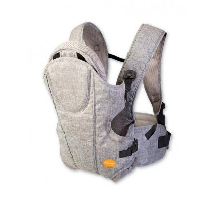 DREAMBABY Nosič ergonomický Oxford - Grey Denim