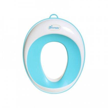 DREAMBABY Redukcia na WC modro/biela